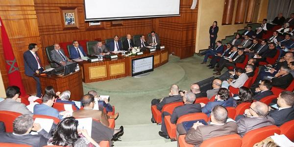 Signature rabat d 39 une convention de partenariat pour la for Portnet maroc